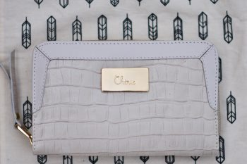 Billetera Chew Offwhite