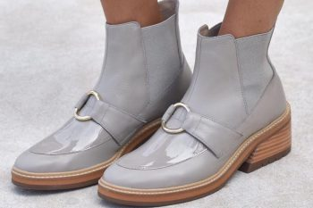 Botas Pepper Ceniza